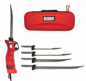 Bubba Electric Fillet Knife 4 Blades 7
