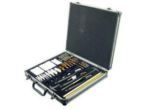 Outers Gun Cleaning Kit Universal 62 Piece Aluminum Case OUT70090 076683700902
