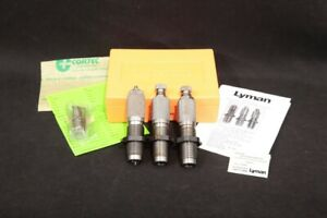 Lyman 3 Piece Reloading Dies Set 45-90 Winchester In Factory Box
