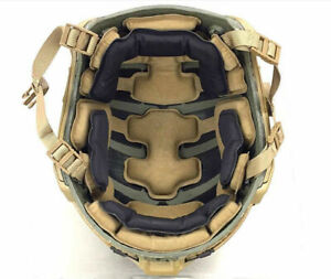 Huell SG Extreme Pad Set For MICH  OPS-Core  ACH  MTEK Helmet