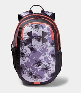 New Under Armour Boys & Girls Youth Scrimmage 2.0 Backpack MSRP $45.00 $34.99
