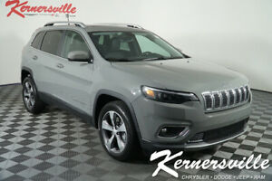 2020 Jeep Cherokee Limited New 2020 Jeep Cherokee Limited FWD SUV 31Dodge 200328