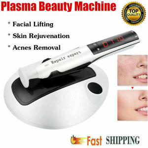 Plasma Pen Ozone Deep Pore Cleaning Warts Freckle Tattoo Removal Beauty Machine
