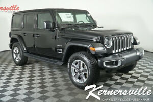 2020 Jeep Wrangler Sahara New 2020 Jeep Wrangler Unlimited Sahara 4WD SUV 31Dodge 200360