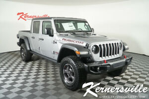 2020 Jeep Gladiator Rubicon New 2020 Jeep Gladiator Rubicon 4WD Pickup Truck 31Dodge 200386
