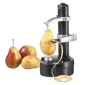 Multifunctional Electric Automatic Peeler Stainless Steel Fruit Vegetable Peeler