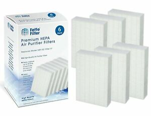 True HEPA Replacement Filter Pack Compatible with Honeywell Filter R