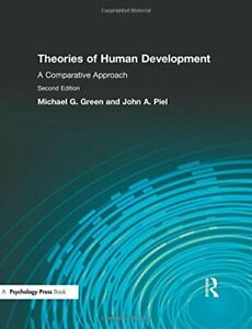 Theories of Human Development : A Comparative Approach by Piel, A. New