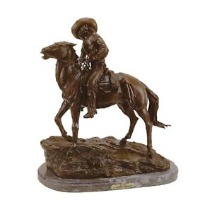 Scout by Frederic Remington Bronze Regular $1310.00