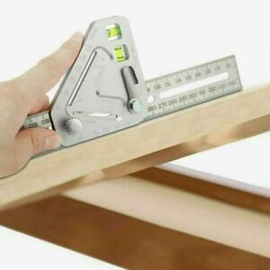 Multifunctional Woodworking Triangle Ruler Angle Ruler Revolutionary J0J0 $7.85