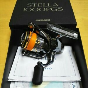 Early one win limited one beautiful goods 14 Stella 1000PGS Shimano