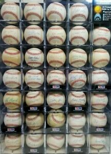 Autographed Baseballs Choose From The List MLB