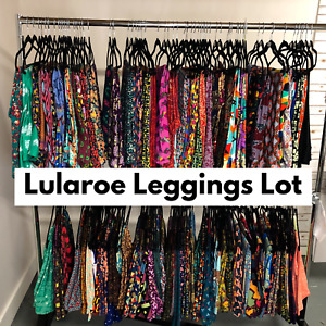 Lularoe Leggings Miscellaneous Lot of 5. One Size(OS)  New & Fresh