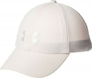 Under Armour Women's Renegade Hat,Apex Pink 675 Onyx White,One Size Fits All $24.99