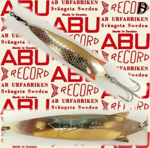 Vintage ABU Svängsta Record Spoon Toby 28gr S New available 1964-69