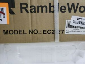 Ramblewood EC2-27 BOX DAMAGED OPENED TO INSPECT AND TAKE PICTURES