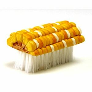 LOT OF 2 Norpro 1081 Soft Bristled Corn Cob Cleaning Scubber Brush Silk Remover