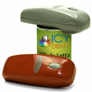 New Handy Can Opener Automatic One Touch Electric Can Opener $13.99