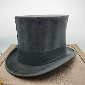 Antique Top Hat Knox New York William R Gentry St Louis Missouri History