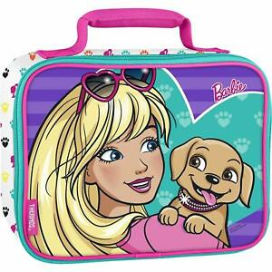 Thermos Soft Insulated Lunch Bag - Barbie