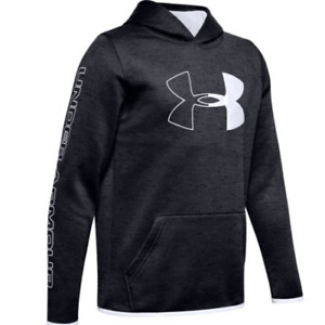 Under Armour Boys Armour Fleece Branded Hoodie $24.95