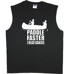 Mens Sleeveless T shirt Muscle Tee #1 Funny Graphic Tees Clothing Apparel $12.95