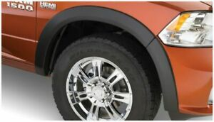 Bushwacker OE-Style FrontRear Fender Flares-Painted for Ram 1500; 50920-15