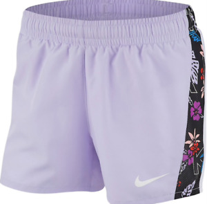New Nike Girls Printed Running Shorts Size L, MSRP $25.00 $14.99