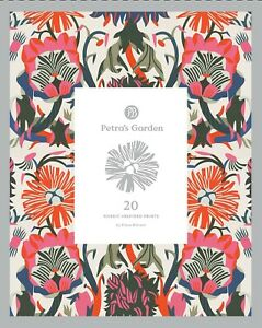 Petra#x27;s Garden 20 Nordic Inspired Prints Boxed Set NEW