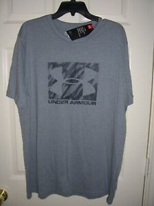 Under Armour Shirt, Men's 2XL, UA Boxed Sportstyle, Camo, SS, New with Tags $17.99