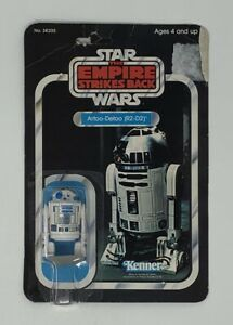 Star Wars ESB R2-D2 1980 action figure