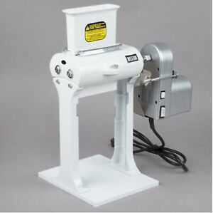 Weston Electric Heavy Duty Meat Tenderizer with Two Legs and Motor Attachment