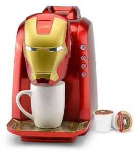 Marvel Iron Man Single Serve Coffee Maker in Multi