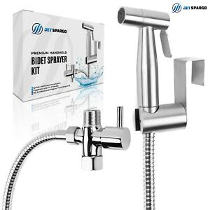 High Quality Hand Held Toilet Bidet Sprayer Bathroom Shower Water Spray Head Kit