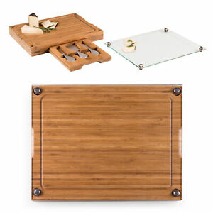 Picnic Time Family of Brands Cheese Cutting Board And Tool Set 919-00-505-000-0