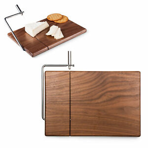 Picnic Time Family of Brands Cutting Board And Cheese Slicer 857-00-510-000-0