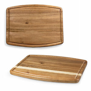 Picnic Time Family of Brands Ovale Acacia Cutting Board 893-00-512-000-0