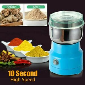 220V Electric Mill Grinding Grinder Herbs/Spices/Nuts/Grains/Coffee Bean Grinder