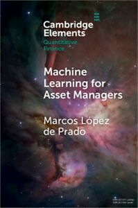 Machine Learning for Asset Managers Paperback or Softback
