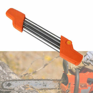2 in 1 Easy File Chainsaw Chain Sharpener Fast Chain Saw Teeth Sharpening