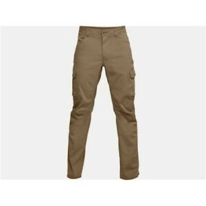 Under Armour 13169277284230 Enduro Mens 42x30 Coyote Brown Tactical Cargo Pants