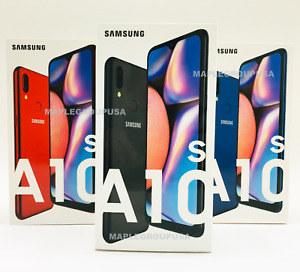 Samsung Galaxy A10S SM A107M 32GB GSM Unlocked 6.2quot; 4G LTE Black Blue Red $134.95