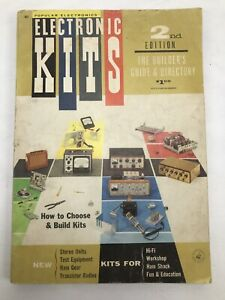 Popular Electronic Kits Magazine How To Choose Build Kits 1959 2nd Edition Book