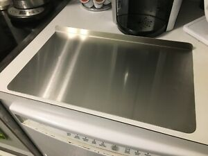 Stainless Steel Cutting/Chopping Board Counter Top Protector 11x21