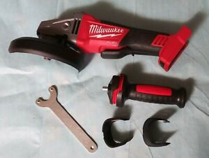 Milwaukee M18 FUEL 18V 4-1/2 in / 5 in Grinder Paddle switch 2780-20 Tool Only