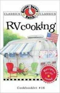RV Cooking Cookbook Gooseberry Patch Acceptable Book 0 Paperback