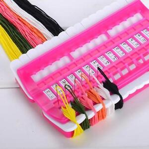 High Quality Sewing Holder Handmade Tools Fashion 30 Holes Embroidery Cable W $7.95