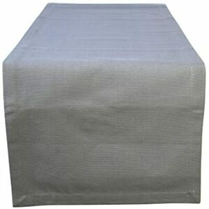 Table Runner Cool Grey Kitchen amp;amp Dining