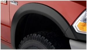 Bushwacker Body Gear 50917-15 OE Style Fender Flares 4 pc. Front Tire Coverage .