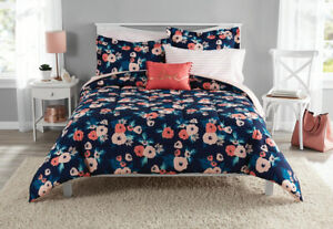 *NEW* Floral Bed THICK Warm Floral QUALITY Comforter Set QUEEN SIZE SEALED